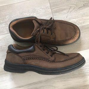 Men's leather Kirk Earth shoe